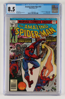 """1977 """"The Amazing Spider-Man"""" Issue #167 Marvel Comic Book (CGC 8.5) at PristineAuction.com"""