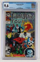 "1991 ""Fantastic Four"" Issue #349 Marvel Comic Book (CGC 9.6) at PristineAuction.com"