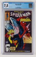 """1989 """"Marvel Tales"""" Issue #228 Marvel Comic Book (CGC 7.5) at PristineAuction.com"""