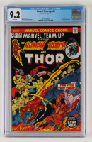 """1974 """"Marvel Team-Up"""" Issue #26 Marvel Comic Book (CGC 9.2) at PristineAuction.com"""