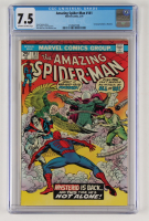 """1975 """"The Amazing Spiderman"""" Issue #141 Marvel Comic Book (CGC 7.5) at PristineAuction.com"""