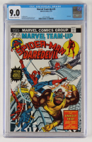 """1974 """"Marvel Team-Up"""" Issue #25 Marvel Comic Book (CGC 9.0) at PristineAuction.com"""