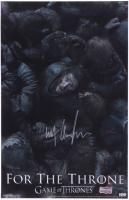 "Kit Harington Signed ""Game of Thrones"" 11x17 Photo (Radtke COA) (See Description) at PristineAuction.com"