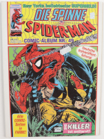 """1993 """"Die Spinne Spider-Man"""" Issue #49 Marvel Foreign Comic Book at PristineAuction.com"""