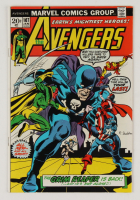 """1973 """"Avengers"""" Issue #107 Marvel Comic Book at PristineAuction.com"""