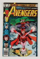 """1979 """"Avengers"""" Issue #186 Marvel Comic Book at PristineAuction.com"""