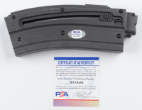 """Robert O'Neill Signed Authentic HK 416 Magazine Clip Inscribed """"Never Quit!"""" (PSA COA) at PristineAuction.com"""