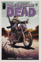 """2004 """"The Walking Dead"""" Issue #15 Image Comic Book at PristineAuction.com"""