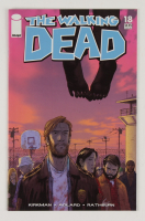 """2005 """"The Walking Dead"""" Issue #18 Image Comic Book at PristineAuction.com"""
