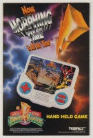 """1995 """"Mighty Morphin Power Rangers"""" Issue #2 Hamilton Comic Book at PristineAuction.com"""