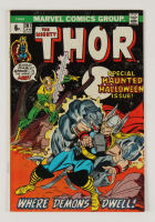 """1973 """"Thor"""" Issue #207 Marvel Comic Book at PristineAuction.com"""