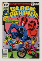 """1979 """"Black Panther"""" Issue #14 Marvel Comic Book at PristineAuction.com"""