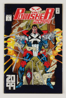 """1993 """"The Punisher 2099"""" Issue #1 Marvel Comic Book at PristineAuction.com"""