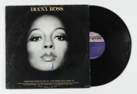 "Diana Ross Signed ""Theme From Mahogany"" Vinyl Record Album (Beckett COA) (See Description) at PristineAuction.com"