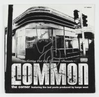 "Common Signed ""The Corner"" Vinyl Record Album with Inscription (Beckett COA) (See Description) at PristineAuction.com"