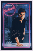 """Elisabeth Shue Signed """"Cocktail"""" 11x17 Movie Poster Print (Beckett COA) at PristineAuction.com"""
