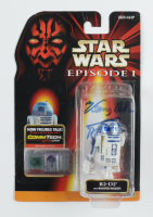 "Kenny Baker Signed ""Star Wars: Episode 1"" R2-D2 Action Figure Inscribed ""R2-D2"" (Beckett COA) at PristineAuction.com"