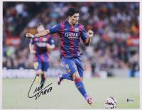 Luis Suarez Signed FC Barcelona 11x14 Photo (Beckett COA) at PristineAuction.com