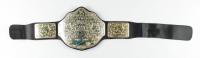 Vince McMahon Signed WWE Heavy Weight Championship Wrestling Belt (Beckett COA) at PristineAuction.com