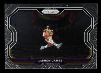 LeBron James 2020-21 Panini Prizm #1 at PristineAuction.com