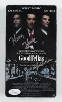 "Henry Hill Signed ""Goodfellas"" VHS Inscribed ""Goodfella"" (JSA Hologram) at PristineAuction.com"