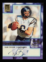 Drew Brees 2001 Topps Reserve Autographs #TRDB RC at PristineAuction.com
