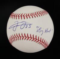"Frank Thomas Signed OML Baseball Inscribed ""Big Hurt"" (Beckett COA) at PristineAuction.com"