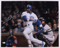 Sammy Sosa Signed Cubs 16x20 Photo (Beckett COA) at PristineAuction.com