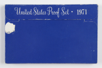1971 United States Mint Proof Set of (5) Coins at PristineAuction.com