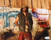 """Method Man Signed """"Future World"""" 8x10 Photo (AutographCOA COA) at PristineAuction.com"""