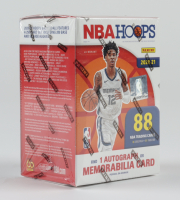 2020-21 Panini NBA Hoops Basketball Trading Cards Blaster Box with (11) Packs at PristineAuction.com