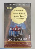 2003/04 Fleer Ultra Basketball Blaster Box (6) Packs at PristineAuction.com