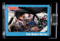 Richard Petty Signed 1991 Traks #39 Richard Petty (SportsCards Encapsulated) at PristineAuction.com