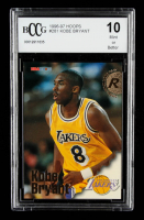 Kobe Bryant 1996-97 NBA Hoops #281 RC (BCCG 10) at PristineAuction.com