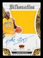 Kobe Bryant 2013-14 Panini Preferred #350 SL Jersey Autograph #35/35 at PristineAuction.com
