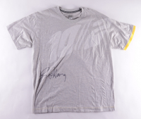 Lance Armstrong Signed 2012 T-Shirt (JSA COA) at PristineAuction.com