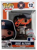 Jose Altuve Signed Astros #12 Funko Pop! Vinyl Figure (JSA COA) at PristineAuction.com