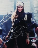 "Claire Stansfield Signed ""Xena: Warrior Princess"" 8x10 Photo (Beckett COA) at PristineAuction.com"