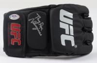 """Rose Namajunas Signed UFC Glove Inscribed """"Thug"""" (PSA COA) at PristineAuction.com"""