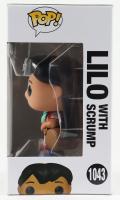 """Lilo with Scrump - """"Lilo & Stitch"""" - Disney #1043 Funko Pop! Vinyl Figure at PristineAuction.com"""