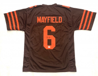 Baker Mayfield Signed Jersey (Beckett Hologram) at PristineAuction.com