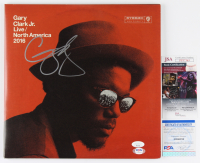 "Gary Clark Jr. Signed ""Live / North America 2016"" Vinyl Record Album (JSA COA & PSA COA) at PristineAuction.com"