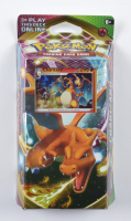 Pokemon TCG Sword & Shield Vivid Voltage Charizard Theme Deck with (60) Cards at PristineAuction.com