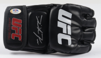 Dominick Reyes Signed UFC Glove (PSA COA) at PristineAuction.com