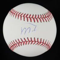 Marco Luciano Signed OML Baseball (JSA COA) at PristineAuction.com