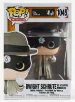 "Dwight Schrute as Scranton Strangler - ""The Office"" - Television #1045 Funko Pop! Vinyl Figure at PristineAuction.com"