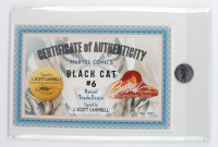 "J. Scott Campbell Signed 2019 ""Black Cat"" Marvel Comic Book (Campbell COA) at PristineAuction.com"