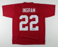 Mark Ingram Jr. Signed Jersey (Beckett COA & JSA COA) at PristineAuction.com