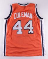 Derrick Coleman Signed Jersey (AIV COA) at PristineAuction.com