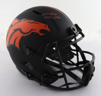 Jerry Jeudy Signed Broncos Full-Size Eclipse Alternate Speed Helmet (JSA COA) at PristineAuction.com